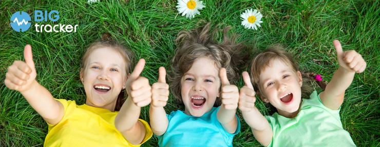 3 girls for BT Blog