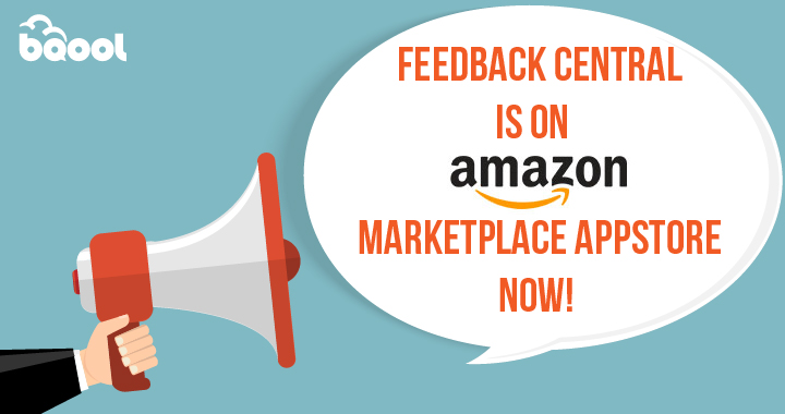 Feedback Central is on Amazon Marketplace Appstore