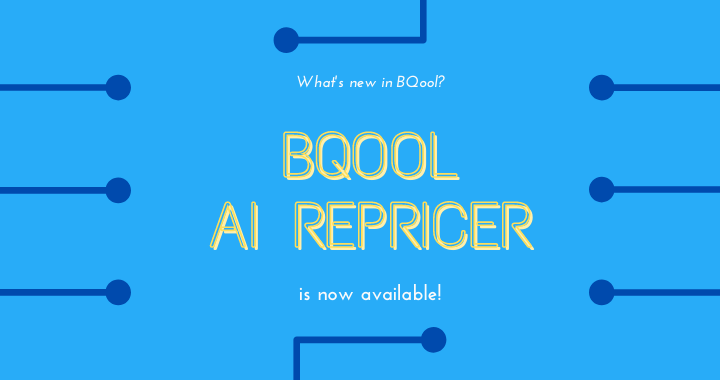 BQool AI Repricer Launch Blog Featured Image