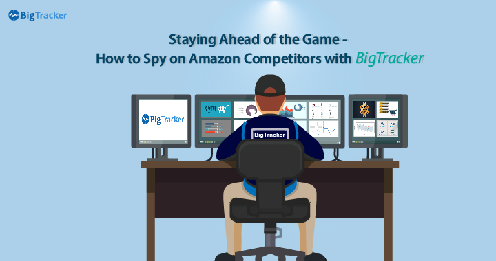 Spy on Amazon Competitors
