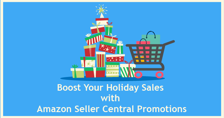Boost your sale with seller central promo