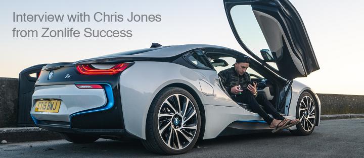 Chris Jones - Zonlife Success