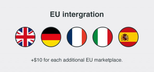 EU-integration for amazon marketplaces