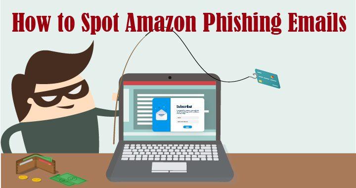 Amazon Phishing Emails