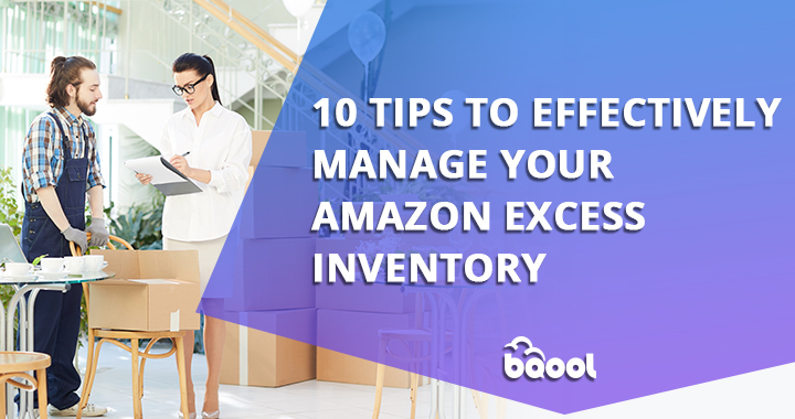 Tips to manager Amazon excess inventory