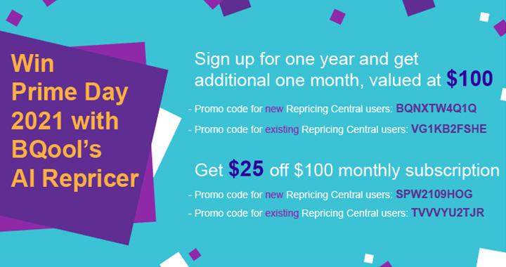 BQool AI Repricer Promotion_coupon