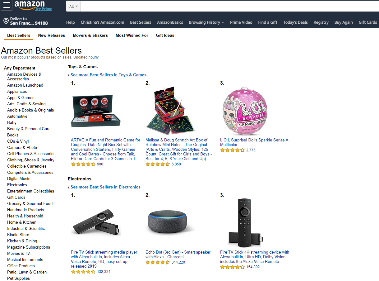 5 Ways to Find Best Sellers on Amazon