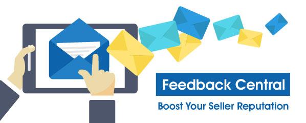 amazon feedback tool - bqool feedback central