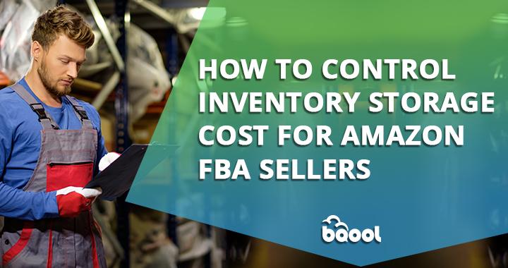 Inventory Storage Cost