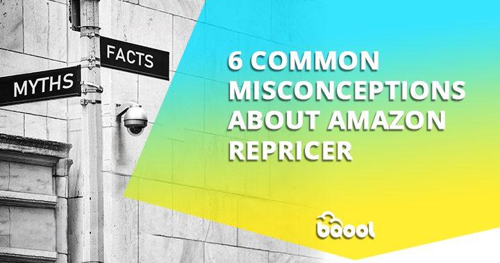 Amazon repricer misconceptions