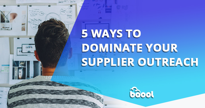 5 Ways to Dominate Amazon Wholesale Supplier Outreach