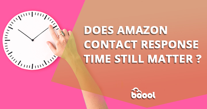 Does Amazon Contact Response Time Still Matter
