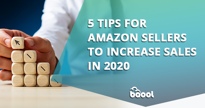 tips to increase amazon sales