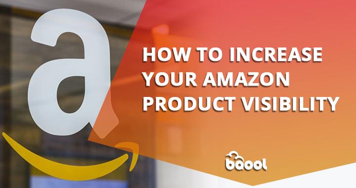 Amazon Product Visibility