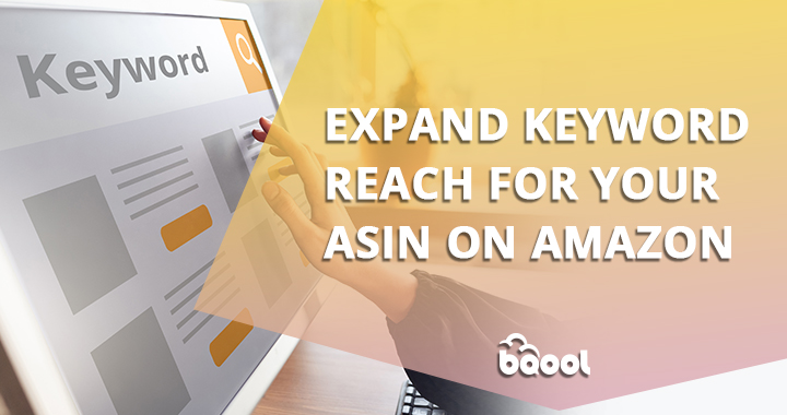 Expand Keywords for Your ASIN on Amazon