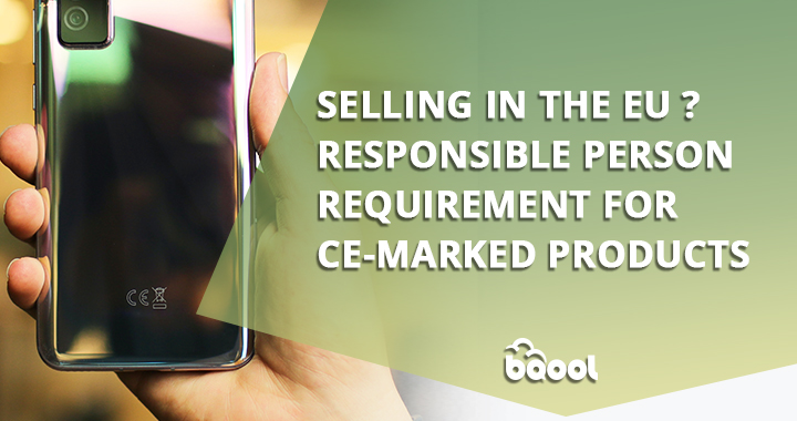 EU Responsible Person Requirement for CE-marked Product