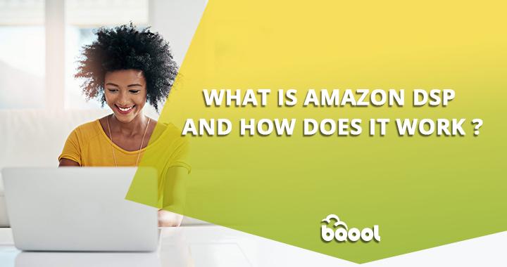 Amazon DSP advertising