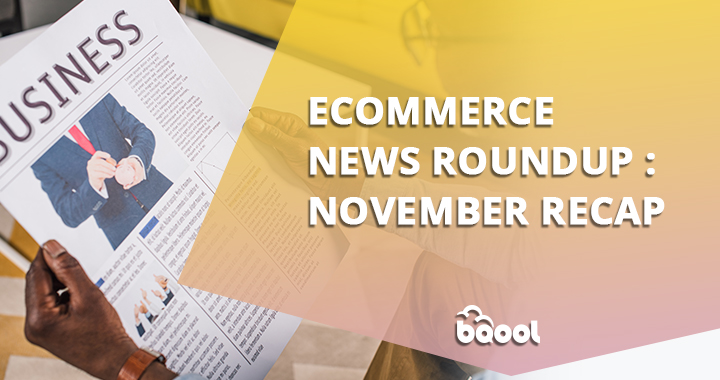 Amazon news round up of November