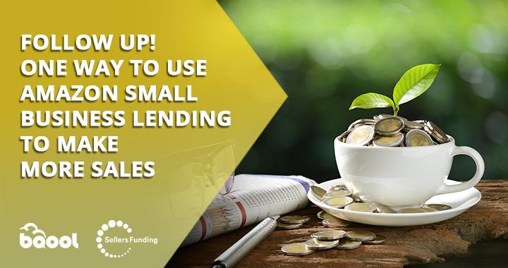 Amazon Small Business Lending