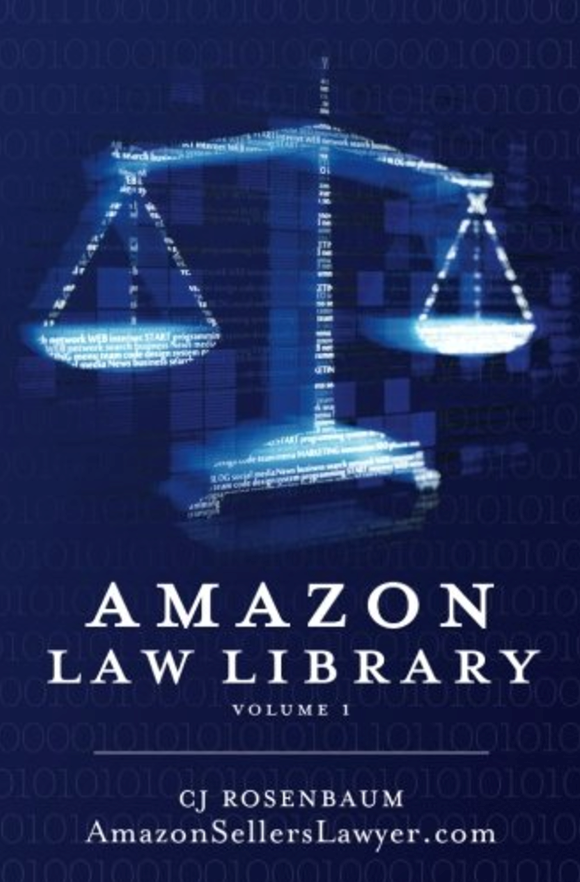 The Amazon Law Library book