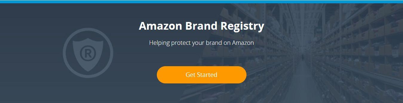 Amazon Bran Registry