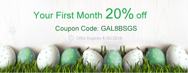 BQool Easter Promotion