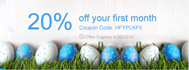 BigTracker Easter Promotion