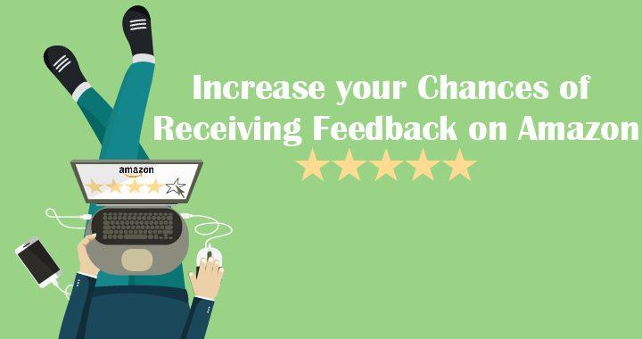 Receiving feedback on Amazon