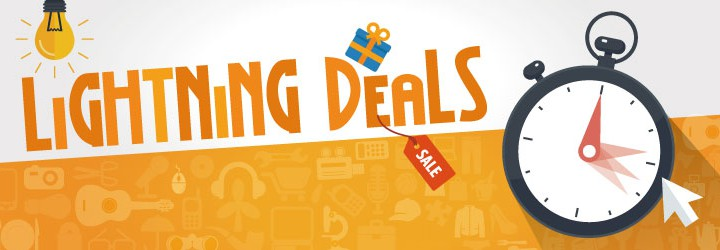 Amazon Lightning Deals Strikes Excitement and Sales