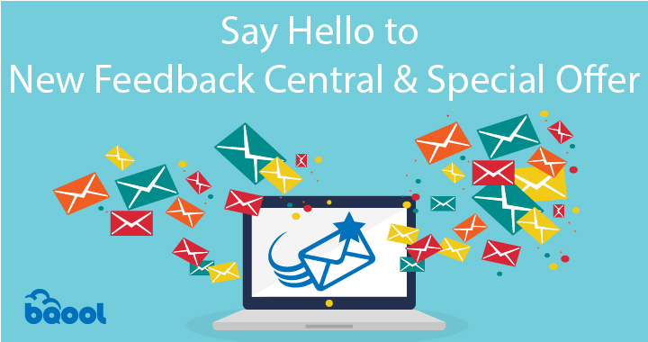 say hello to feedback 2.3 Bqool